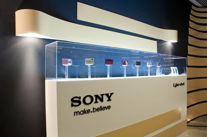 Trade marketing da Sony